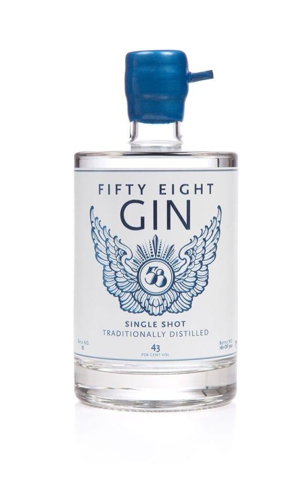 58 Gin - London Dry