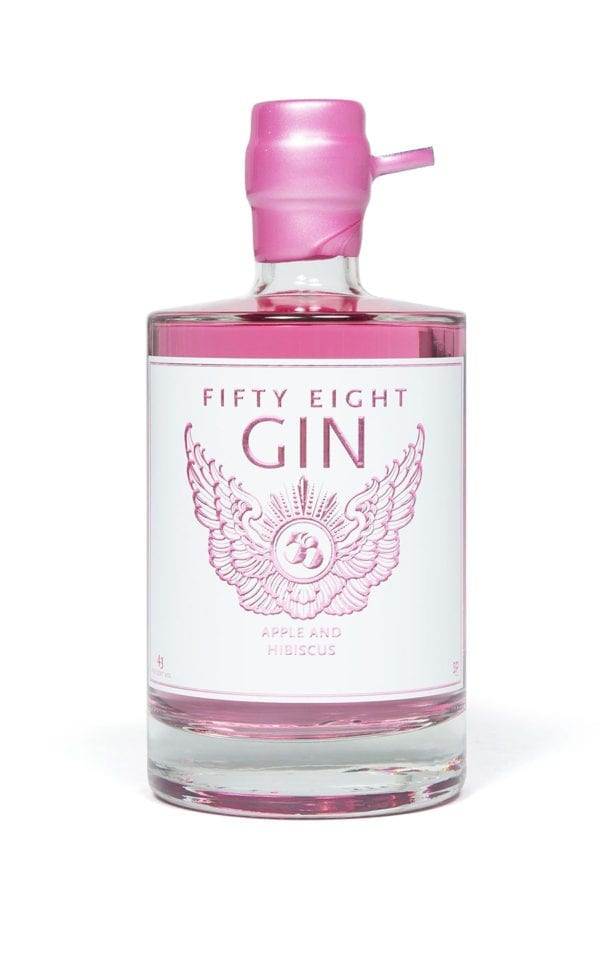 Apple & Hibiscus Gin