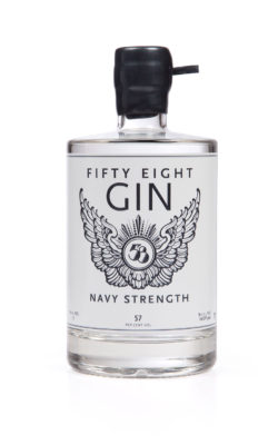 Navy Strength 58 Gin