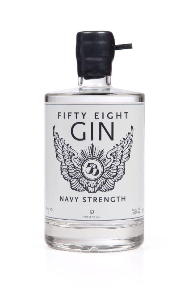 Navy Strength 58 Gin